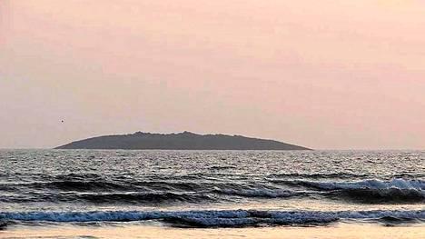 Tiistainen maanjäristys synnytti Balochistanin provinssin edustalle Arabianmereen uuden saaren.