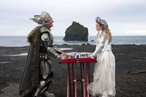 Viisuareenojen ohella Will Ferrellin ja Rachel McAdamsin tähdittämää elokuvaa kuvattiin Islannissa.