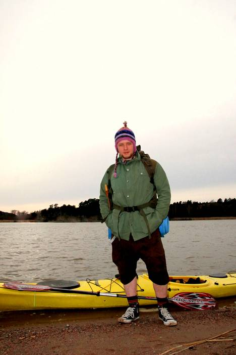 Luonnonläheinen samooja Jaakko sijoittui peräpäähän 13 matchilla.