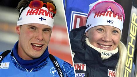 Tuomas Harjula suoriutui loistavasti ja nappasi kauden avauskisassa uransa ensimmäiset maailmancupin pisteensä. Kaisa Mäkäräinen kehui Ylen studiossa suoritusta huikeaksi.