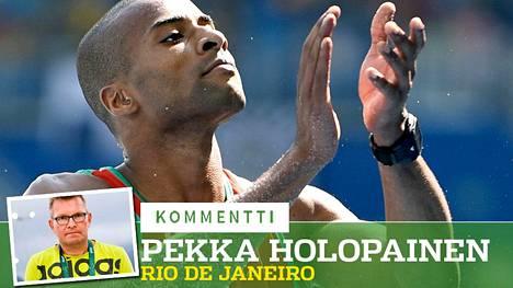 Kuudenneksi olympiafinaalissa loikkinut Nelson Evora kritisoi päättäjien sorvaamaa ohjelmaa.