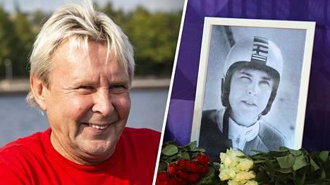 Matti Nykänen menehtyi viime helmikuussa.