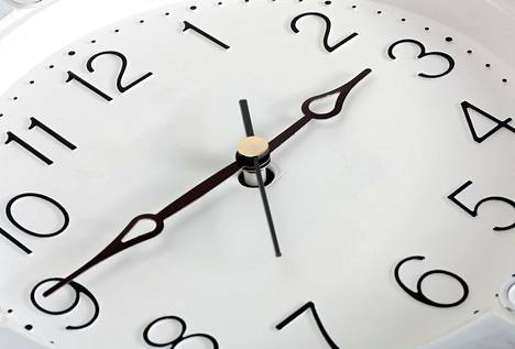 Eräs lukija havahtui, kun heräsi aina tiettyyn kellonaikaan.