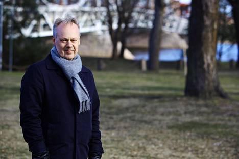 Timo Aro on aluekehityksen asiantuntija.