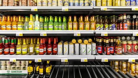 Suomessa on EU:n korkein olutvero.