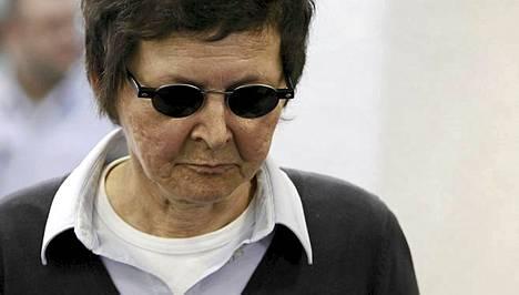 Meinhof-terroristijärjestöön kuulunut Verena Becker sai tuomionsa tänään Stuttgartissa.