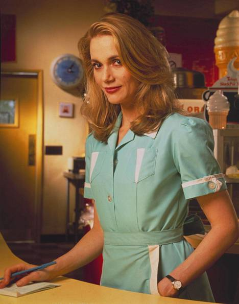 Peggy Lipton (Norma) kuvattuna 1991.
