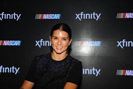 Rata-autoilija Danica Patrick sijoittui 18:nneksi.