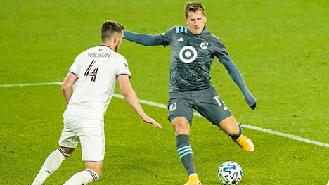 Huuhkajapelurin joukkue eteni MLS:n välieriin