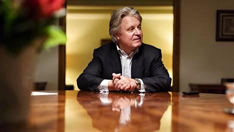 Konsernijohtaja Casper von Koskullin mukaan Nordealta tarvitaan lisää toimenpiteitä tuloksen parantamiseksi.