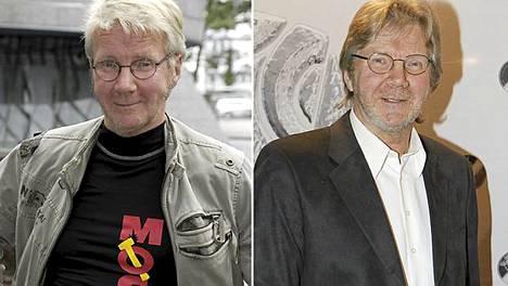 Pirkka-Pekka Petelius syyskuussa 2011 ja tammikuussa 2011.