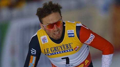 Emil Iversen sairasti influenssan ja palaa hiihdon maailmancupiin lauantaina.