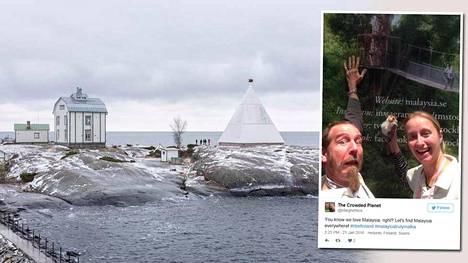 Australialaiselle Nicholas Burnsille matka Suomeen ei ole ensimmäinen.