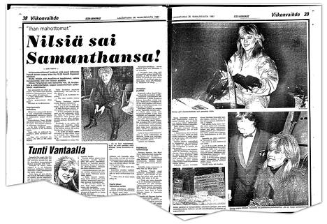 IS:n aukeama 28. maaliskuuta 1987.