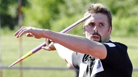 Antti Ruuskanen palasi ryminällä huipulle.