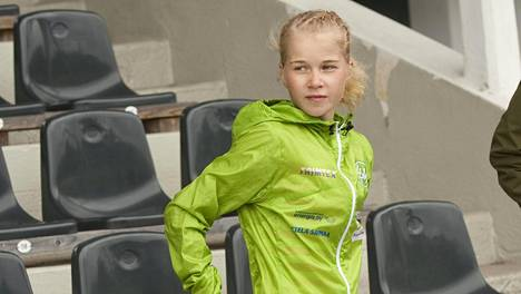 Alisa Vainion pitää antaa lähiaikoina EM-näyttö.