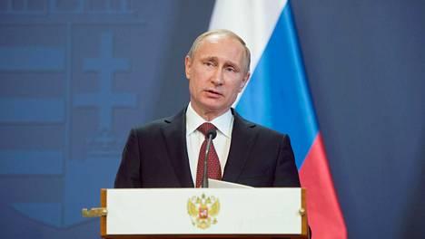 Saksalaisdokumentti paljastaa Putinin salaisuuksia.