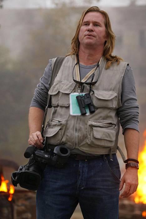 Val Kilmer Renny Harlinin ohjaamassa Days of War-elokuvassa vuodelta 1998.