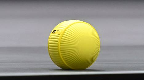 Samsung kehitteli Ballieksi nimetyn palvelurobotin.