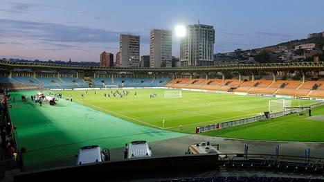 Armenialaista jalkapalloa ravisuttaa sopupeliskandaali.