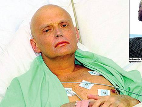 Litvinenkolla oli väitteiden mukaan hallussaan myös dokumentteja, jotka käsittelivät Jukos-öljy-yhtiön kohuttua haltuunottoa Venäjällä.