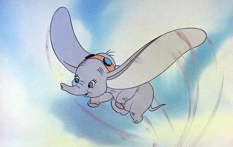 Dumbo ei Disneyn mukaan sovellu alle seitsemänvuotiaille.