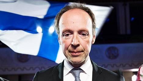 Jussi Halla-ahon johtaman perussuomalaisten kannatus jatkaa kasvuaan.