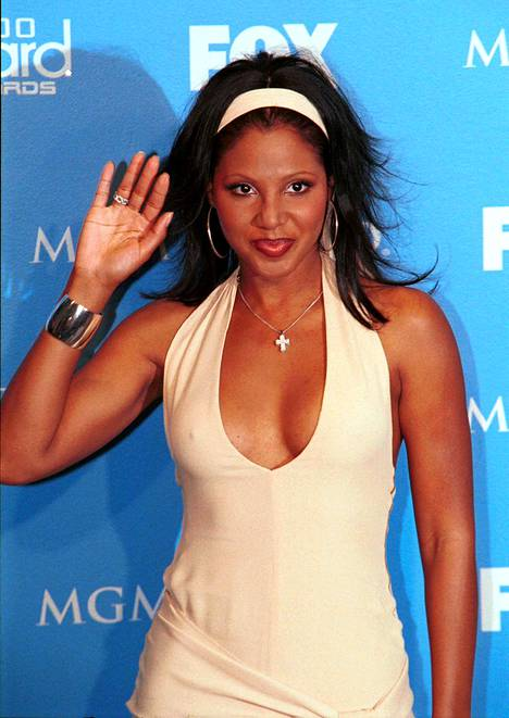 Braxton kuvattuna vuonna 2000 Billboard Music Awards -gaalassa.