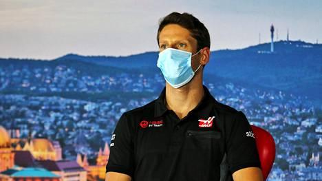 Haasin Romain Grosjean puhui tallipäällikön mielestä ohi suunsa.