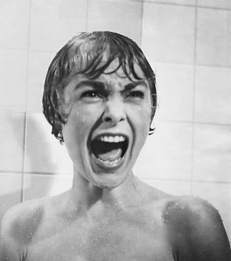 Janet Leigh'n huuto Psykossa.