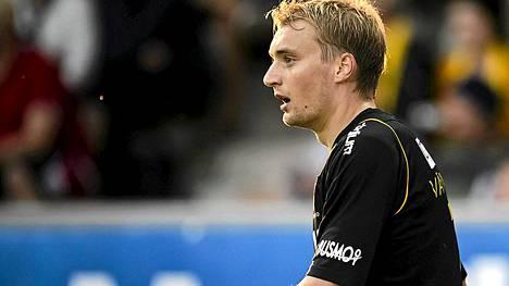 Tim Väyrysen kauden 14:s osuma ei riittänyt tuomaan Hongalle pisteitä IFK Mariehamnin vieraana.