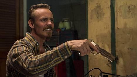 Jasper Pääkkönen esittää Blackkklansman-elokuvassa julmaa rasistia.