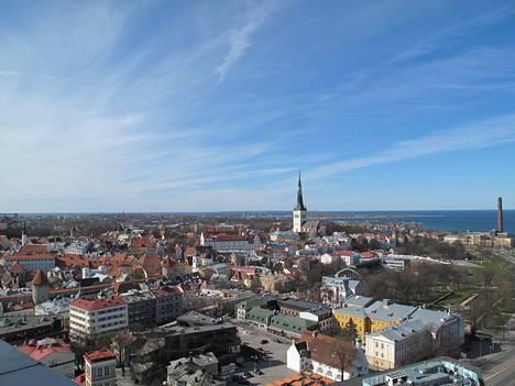 Suomalaisopiskelijoiden määrä Tallinnassa on laskenut vuosien mittaan hieman.