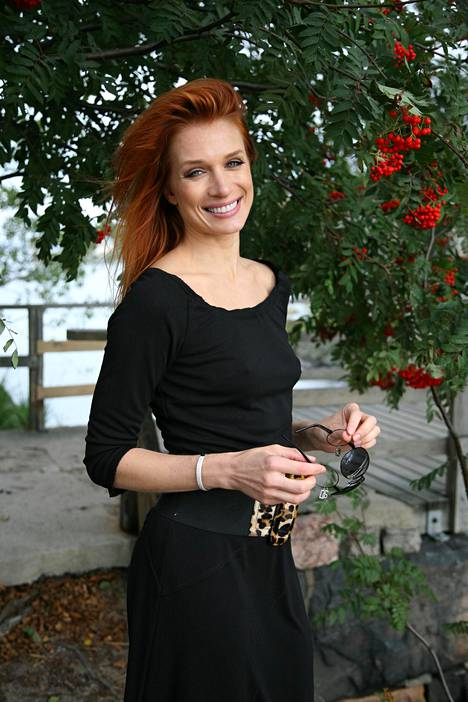 Angelika Kallio vuonna 2006.