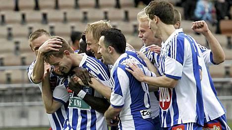 HJK on yhtensä kolmesta suomalaisseurasta mukana ECA:ssa.
