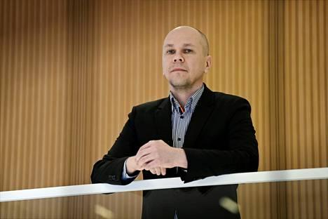 Mika Rämet johtaa Rokotetutkimuskeskusta ja toimii lastentautiopin ja kokeellisen immunologian professorina.