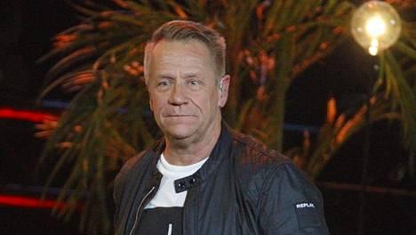 Olli Lindholm on kärsinyt eturauhasvaivoista.