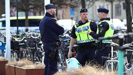 Nainen kuoli hyökkäyksessä Linköpingin päärautatieasemalla huhtikuussa.