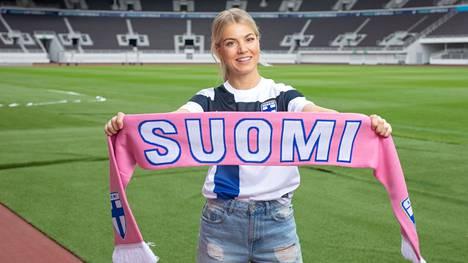 Janni uskoo joukkueen voimaan, ja siinä Suomi on hänen mielestään vahva.