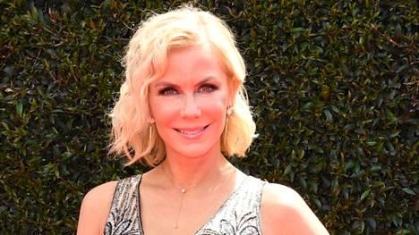 Katherine Kelly Lang on näytellyt Kauniit ja rohkeat -sarjassa jo 35 kauden ajan.