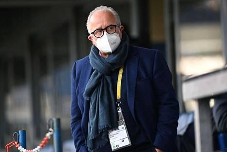 Myös Saksan jalkapalloliiton johtaja Fritz Keller tuomitsi kovin sanoin Superliigan.