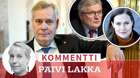 Antti Rinne on valittu perustuslakivaliokunnan puheenjohtajaksi Ojala-Niemelän sairausloman ajaksi. Sdp:n eduskuntaryhmästä olisi löytynyt tukea myös Johannes Koskiselle.
