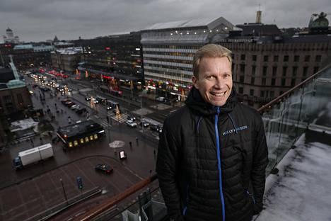 ST1:n perustaja ja pääomistaja Mika Anttonen.