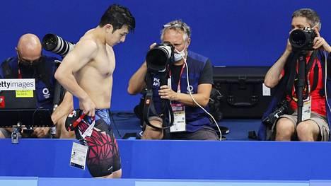 Daiya Seton uintiurakka päättyi ennakoitua aiemmin.