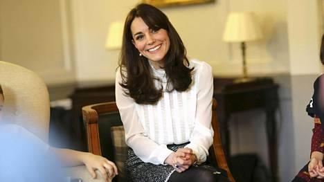Herttuatar Catherine on kirjoittanut kantaaottavan blogin.