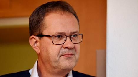 Ylitarkastaja Hannu Tolonen