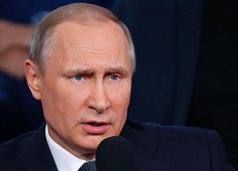 Putin tuskin kohauttaisi olkapäitään. Jäsenyys johtaisi todennäköisesti myös konfliktiin Venäjän kanssa määrittelemättömäksi ajaksi.