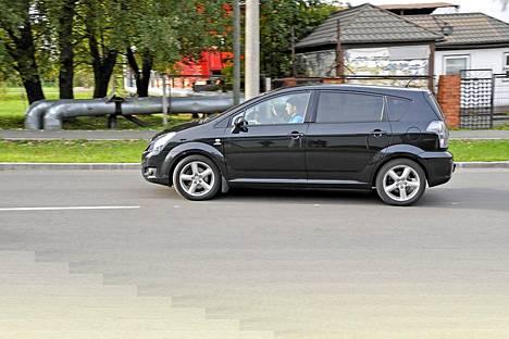 Auto löytynyt, maksettu ja vientirekisteröity. Matka kohti Suomea voi alkaa.