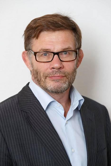 Pekka Rauhala on Suekin lääketieteellinen asiantuntija.