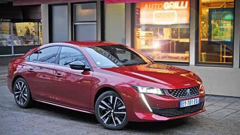 Peugeot kiilasi kärkeen Brittien luotettavuustutkimuksessa.
